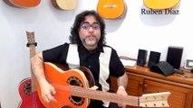Flamenco means rhythm / Training tips on Paco de Lucia´s style modern flamenco guitar /R. Diaz Spain