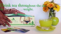 Brazilian Slimming Tea 15 Day Weight Loss and Detox Pack- Oolong tea, White Tea weight loss results