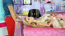 Barbie Leticia Ganha sua Bebe no Hospital com Dra. Tatiana!!! Em Portugues [Parte 49] Tototoykids