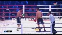 Бой за титул чемпиона мира по боксу - Федор Чудинов - Феликс Штурм