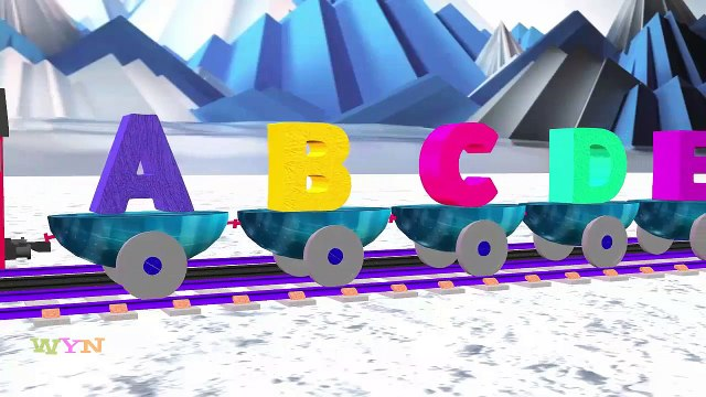 ABC Song | Shopkins Cartoon Alphabet song for baby | Nursery Rhymes Children songs