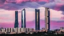 El fotógrafo que inmortalizó a las cuatro grandes torres de Madrid