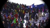 SNOWBOARD: Slopestyle - Crouch et Anderson en patrons