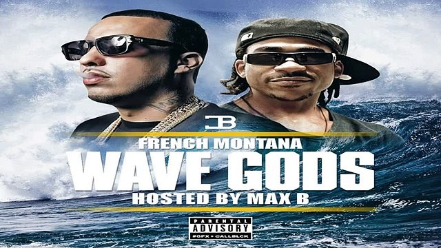 French Montana - All Over feat Chinx (Wave Gods)
