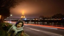 Lizzy Ling - LE METRO - Visite de Paris - Clip officiel