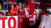 24e j - L'Ajax et le PSV inséparables