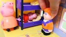 Куклы Барби и Штеффи Свинка Пеппа заболела ветрянкой Мультики для детей Игрушки Peppa Pig