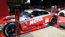Nissan Motul Autech GT-R  Super GT GT500 2015 Tokyo Auto Salon 2016