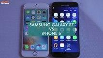 Samsung Galaxy S7 vs Apple iPhone 6s - MWC 2016