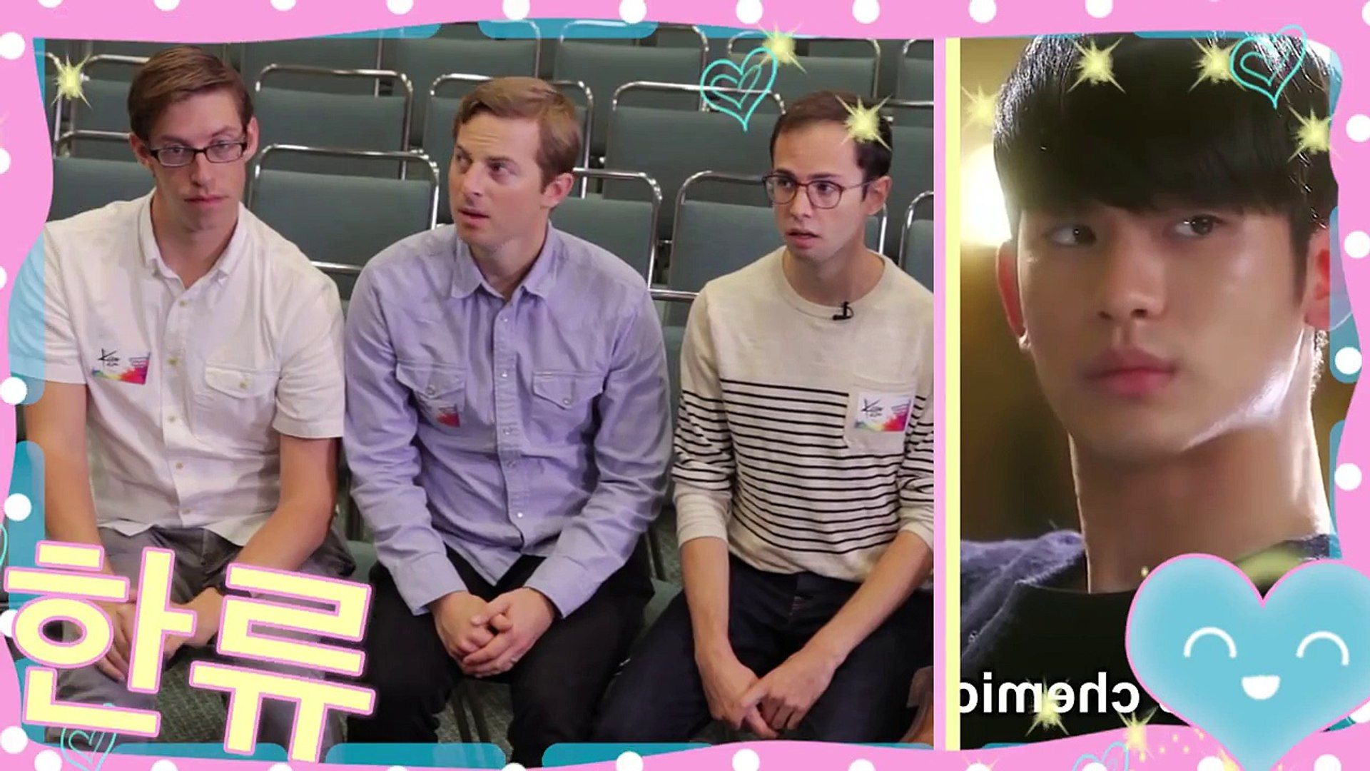 The Try Guys Recreate Korean Drama Scenes • K-pop: Part 4
