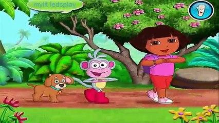 Dora the Explorer Perritos Big Surprise Game part 1