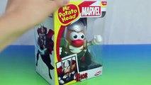 Thor Marvel Mr Potato Head Superhero Thor The Dark World Toy Marvel Thor Collector Toy