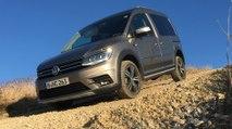 VW Caddy Alltrack 2016 | Footage | On Location  | Vienna | Februar 2016