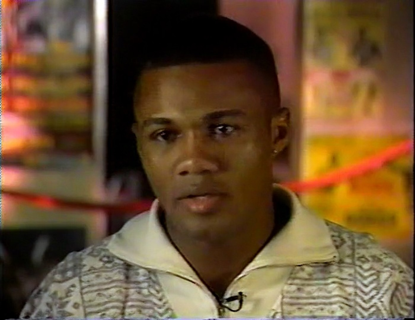 Felix Trinidad-William Joppy Pre-Fight Documentary