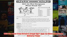 Download PDF  Will the Real Paul Revere Stand Up And 14 Other American History Plays FULL FREE