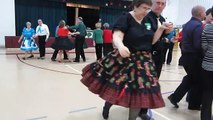 """85  DAVE KREITER SINGS/CALLS """"BECAUSE OF CHRISTMAS DAY"""" SQUARE DANCE"""