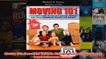 Download PDF  Moving 101 Consumer Guide to Hiring a Moving Company and Legal Reference Manual FULL FREE