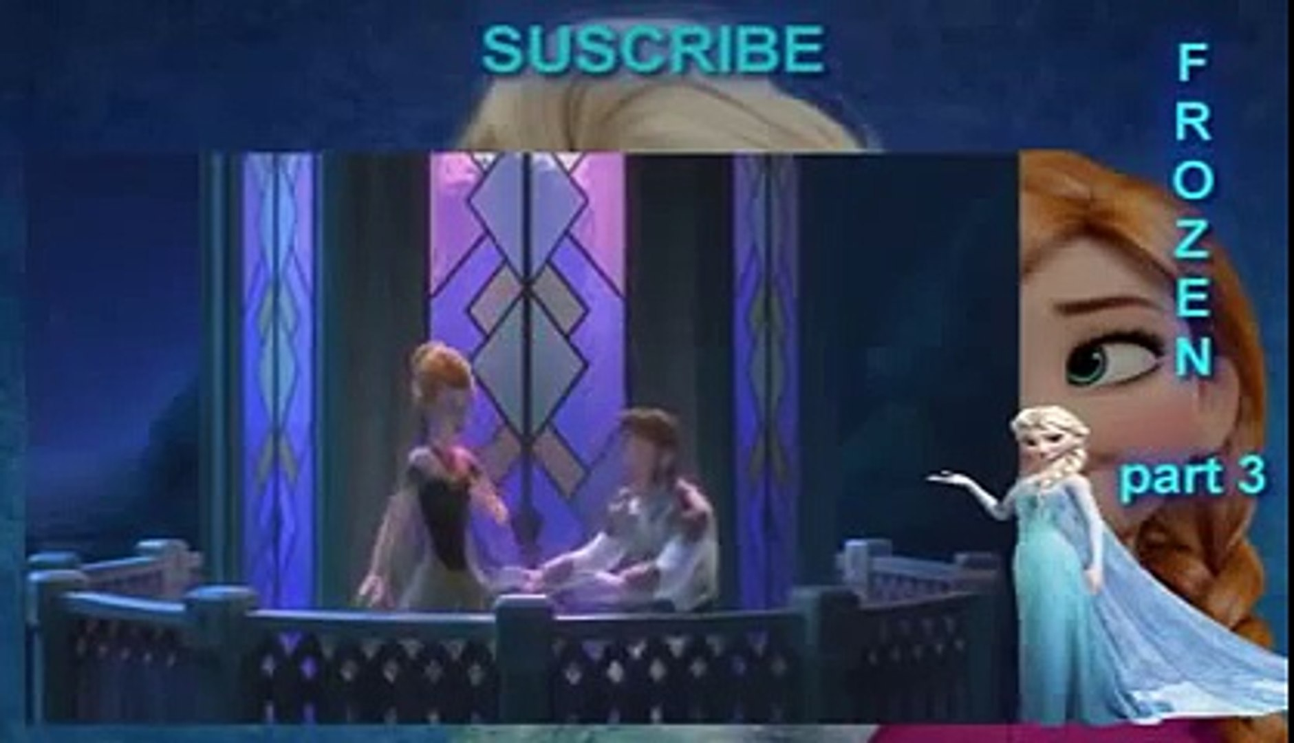 Frozen Disney Una Aventura Congelada Pelicula Completa Español Latino Hd Part 3 Video Dailymotion