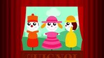Ainsi font, font, font les petites marionnettes ♫ Comptines maternelles et Chansons pour bébé