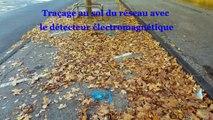 Recherche de fuite réseau eau avec detecteur fuite gaz traceur avignon vaucluse dereso