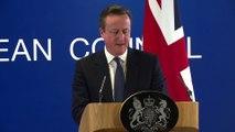 Cameron recommandera le maintien du Royaume-Uni dans l'UE