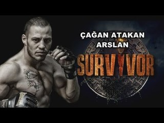 Çağan Atakan Arslan Survivor 2016 (AVATAR ATAKAN)