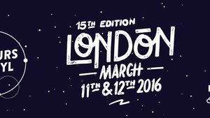 24 Hours of Vinyl #15: Live from LONDON