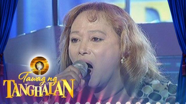 """Tawag ng Tanghalan: Ave San Buenaventura - """"Bakit Ang Sabi Mo'y Binata Ka"""""""