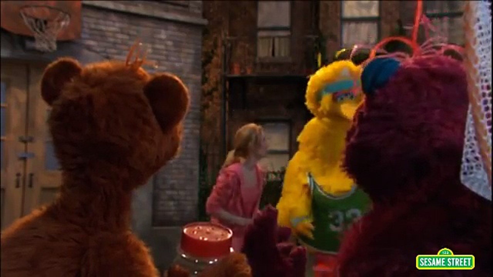 Sesame Street - Firefly Show