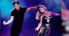 Patrick Swayze & Wife Dancing At World Music Awards 1994