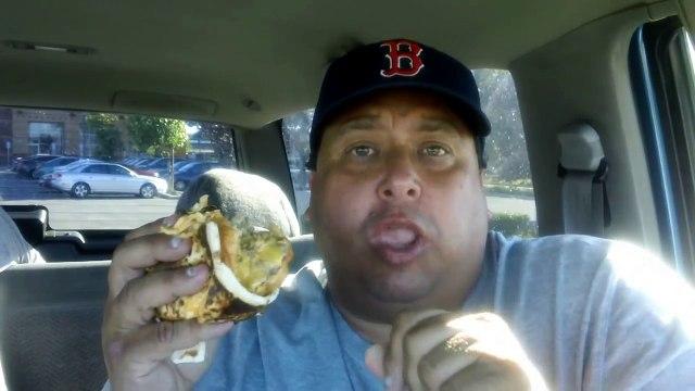 Joeys Food Mashups: 4x4 Quesadilla! #4