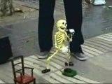 Marionette Squelette