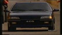 peugeot 405 spot (1990)