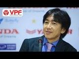 Ông Toshiya Miura chia tay U23 Việt Nam