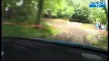 Onboard camera Volant 207 Rally Terre de Langres 2011