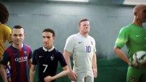 Nike Football: Tunnel ft. CR7, Rooney, Neymar Jr., Zlatan, Iniesta, David Luiz, Ribéry, Tim Howard