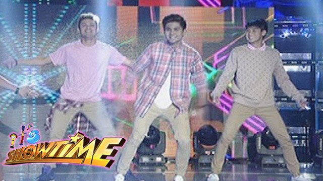 "It's Showtime: Hashtag boys perform ""Ayo"""