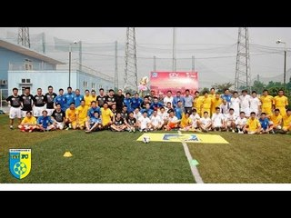 Thầy Hùng xỏ giầy vào sân, đội nhà... thua 0:2 | T&T