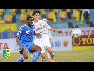 Hà Nội T&T vs QNK Quảng Nam - V.League 2015 | HIGHLIGHT