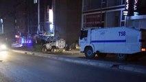 İstanbulda alevli gece