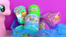 Shopkins Season 3 Large Blind Bag Surprise Basket MLP Pinkie Pie Playdoh Egg Fashems Disn