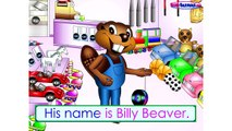 Characters Song (Level 1 English Lesson 02) CLIP - Teach Kids, Children Language Learn, ESL, EFL