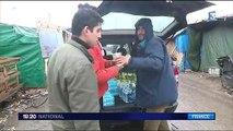 """A Calais, les migrants se préparent à l'évacuation de la """"jungle"""""""