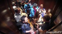 Kissing Prank In Elevator (GOES CRAZY) - Funny Videos 2015 |Elevator Prank : Couple Kissing in the Elevator Prank