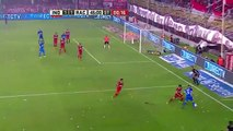 Lisandro López Incredible Bicycle-Kick Goal - Independiente v. Racing club 21.02.2016