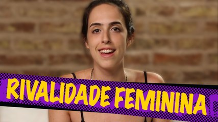 Rivalidade feminina e abraço coletivo ¿Vamos nos ajudar? | Encalacrada