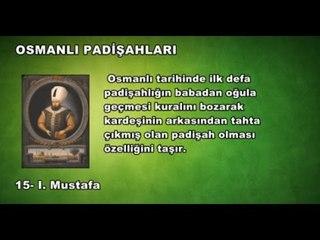 15 - I. Mustafa