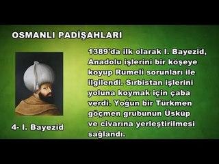 04 - I. Bayezid