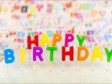 Happy Birthday - Birthday Wishes - Birthday Ecard