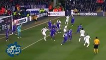 Football Match Tottenham vs Fiorentina match 1- 1 Full Highlights HD- - FOOTBALL MANIA